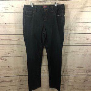 Torrid Straight Leg Jeans Size 20 Dark wash